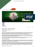 Poker Online – 10 Erros cometidos - Clube do Poker.pdf