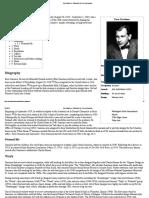 Eero Saarinen - Wikipedia, The Free Encyclopedia