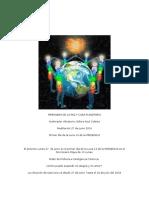 Merkabah de La Paz y Cura Planetaria
