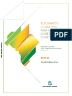 Banco Mundial Relatorio Sistemico Pais Brasil Jun 2016