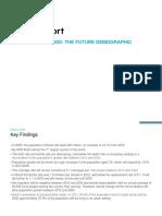 Euromonitor - Brazil in 2030 the Future Demographic