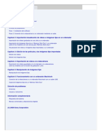 First Step Guide - Manual de Inicio DCR-HC54