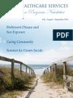 Hope Parkinson Program Summer Newsletter