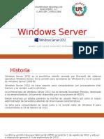 Administracion de Servidores (Windows Server)