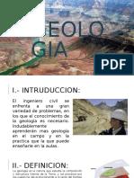 1.Primera Clase DE GEOLOGIA
