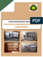 Plan Estrategico Faiia 2015-2021