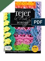 Puntillas de Crochet Con Esquemas