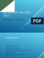 gaeti introduction to access database