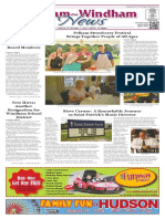 Pelham~Windham News 7-1-2016