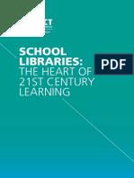 School-Libraries - The Heart of 21st Century Schools