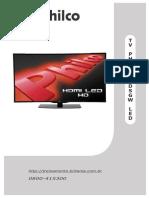 TV+PH40D10DSGW+LED