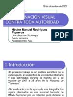 Análisis Semiótico del 2 de Octubre en Aguascalientes