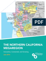 Northern California Megaregion