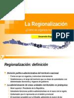 2542990 La Regionalizacion Ppt