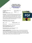 samantha leary golf resume