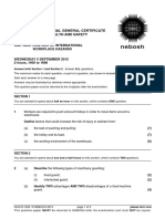 Past Examination Papers IGC2 September 2012 IGC2