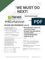 Next 4 Grow Luke 12-16-20 Handout 070316