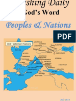 Peoples & Nations July 2016