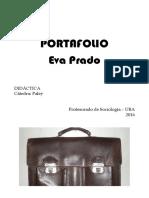 Portafolio PRADO mayo 16 (Didáctica Paley)