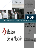 El Banco de La Nacion