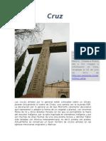 Las Cruces Atriales Por Lo General Están Colocadas Sobre Un Zócalo