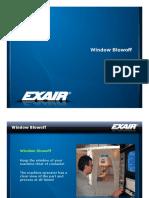 exair - air disk air stik presentation