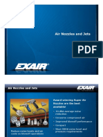 exair - air nozzles and jets presentation