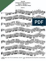 Bytovetski Double Stopping For Violin Pdf Orchestral String
