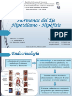 1 Hormonas Del Eje Hipotalamo-Hipofisis