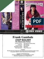 Frank Gambale - Chop Builder