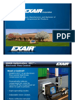 exair - product 2011 presentation