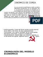 Sistema Económico de Corea Del Norte