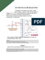 DESACTIVAR-PROTECCION-BALASTRA