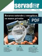 El Observador No. 16, Diciembre 2008-Enero 2009