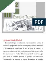 Estudio Tecnico Clase 02 de Junio 2014