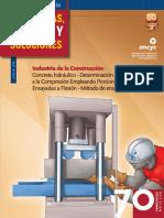 Determinación de la resistencia a la Compresión Empleando Porciones de Vigas Ensayadas a Flexión.pdf