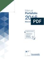 Manual Portafolio Educ Media 2016