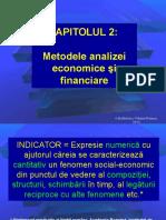 02_Metodele Analizei Economice Si Financiare
