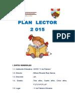 Plan Lector 2015