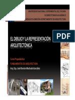 Dibujo y Representación Arquitectónica