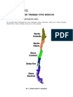 Las Zonas Geográficas de Chile 5to Basico
