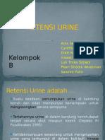 Referat URO Kel B 2015