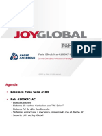 Joyglobal p&h 4100xpc Ac Esp
