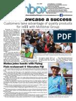 Motibhai Group Newsletter July 2016 Issue