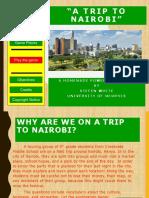 nairobi ppt game