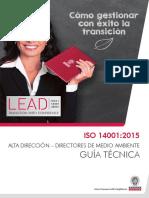 Iso 140012015 Guía Técnica