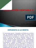 Tributacion Contable I-2013