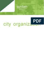 City Organization