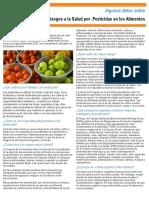 FF Pesticides SP
