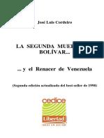 Se Gunda Muerte de Bolivar 2016